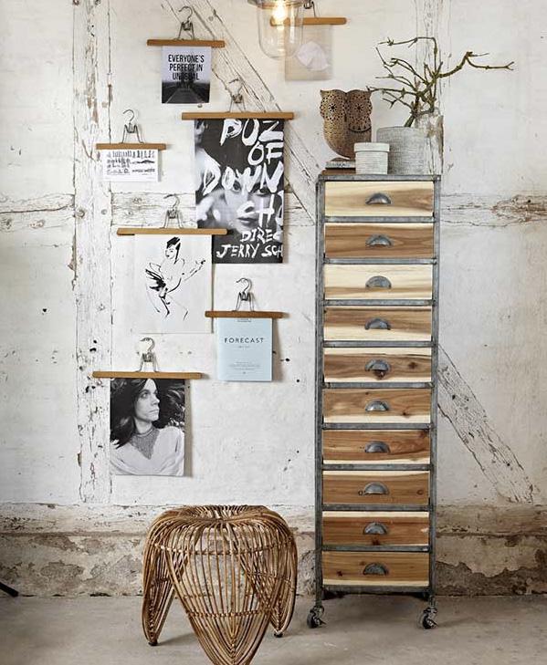 dekoideen ohne hammer und bohrer. Black Bedroom Furniture Sets. Home Design Ideas
