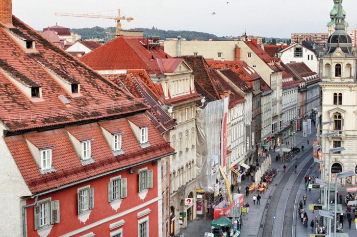 Graz-Österreich