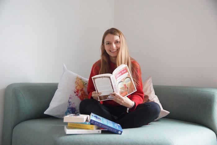 Jahresration Bücher