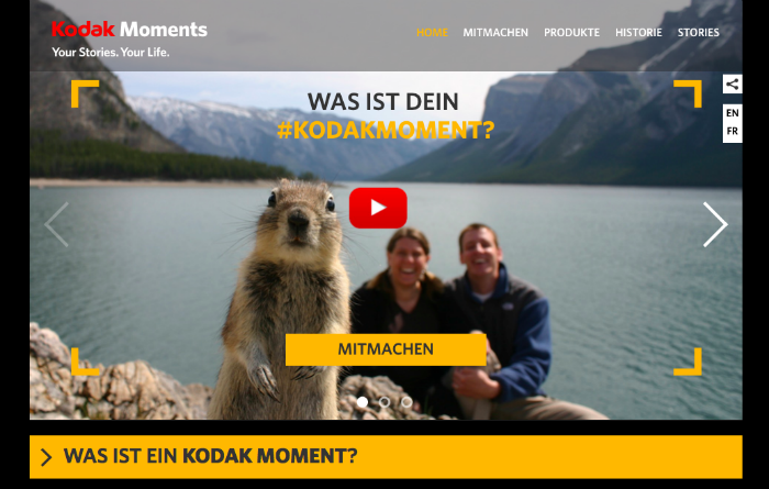 Kodakmoments