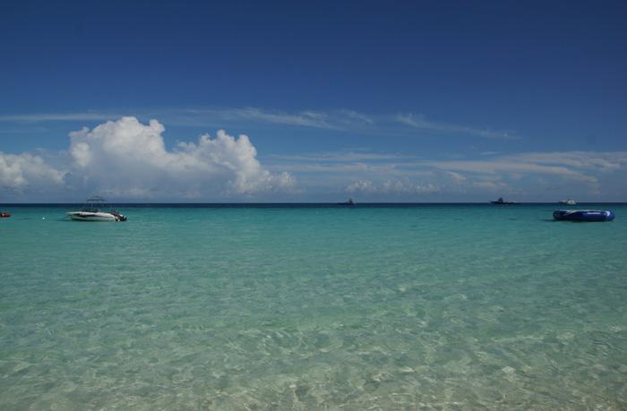 Malediven-Meer