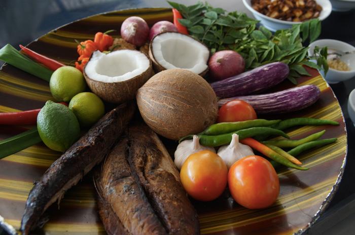 Maledivische-Küche