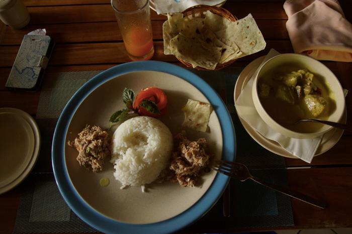 maledivisches-Frühstück