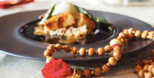 Tischdeko-indien