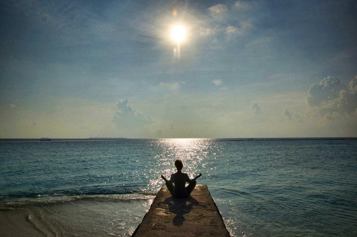 Yoga-Malediven