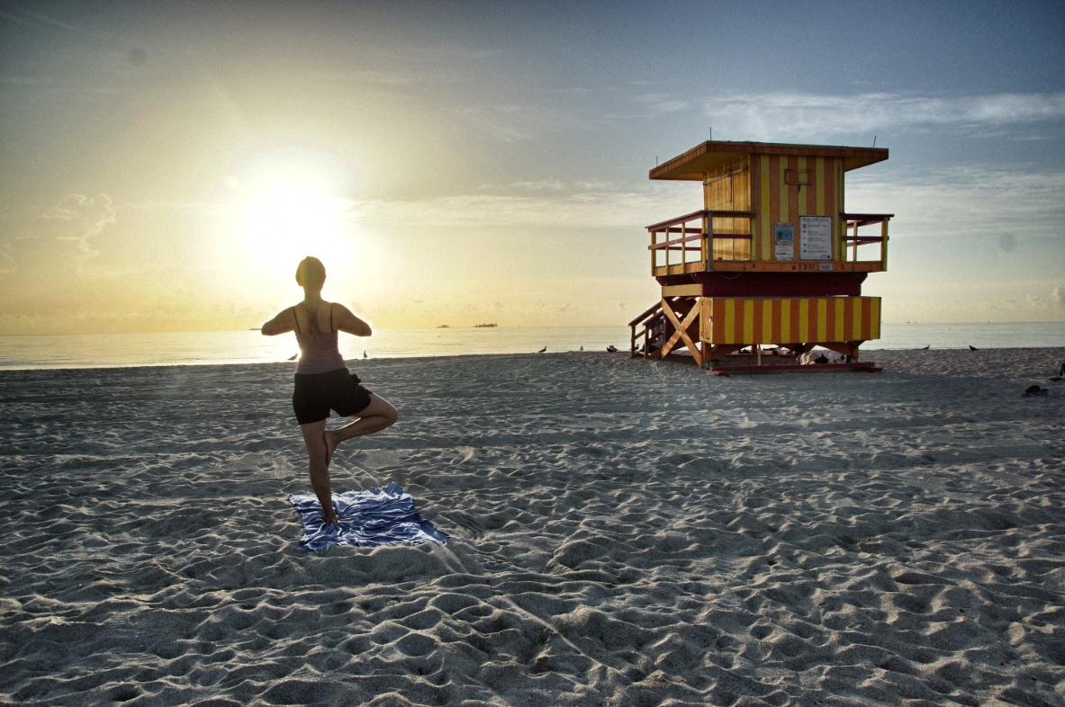 Yoga-Miami-South-beach