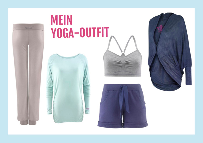 Yoga-Outfit