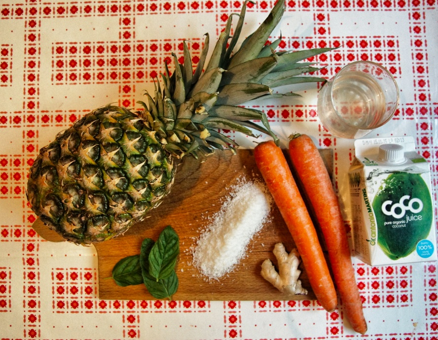 Zuatetn-Fruchtsaft