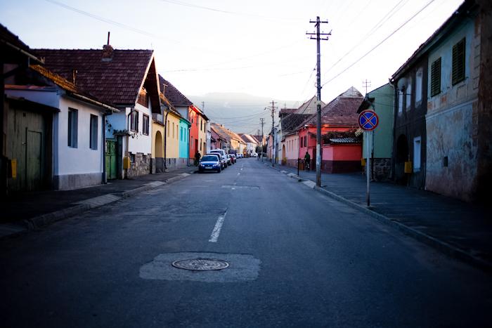 Rumänien-Dorft