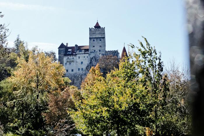 Schloss-Rumänien