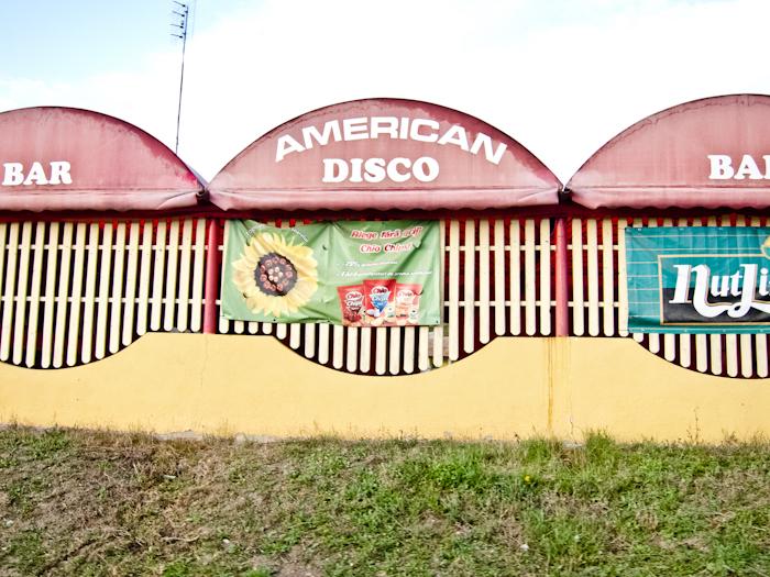 Rumänien-American-Disco