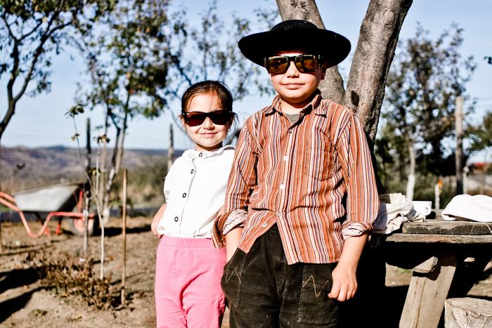 Kinder-Rumänien