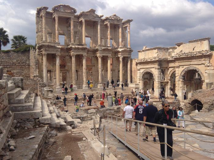 Ephesos-Sehenswürdigkeit