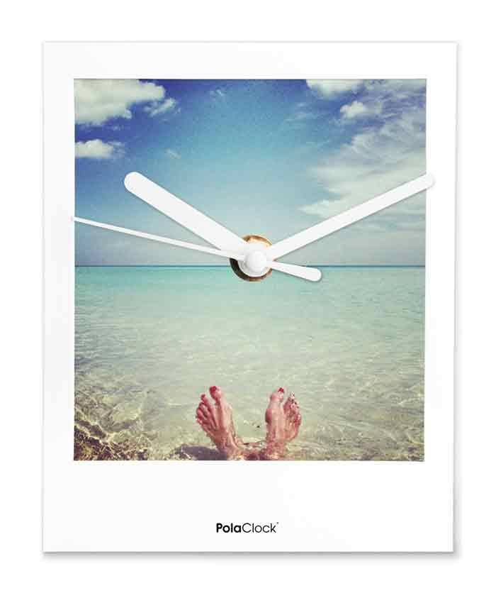Polaclock-Bild