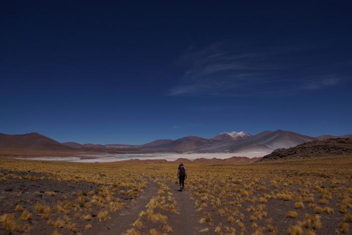 Atacama-Wüste-Chile