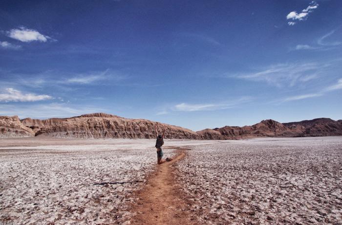 Atacama-Wüste-Valle-de-la-Luna