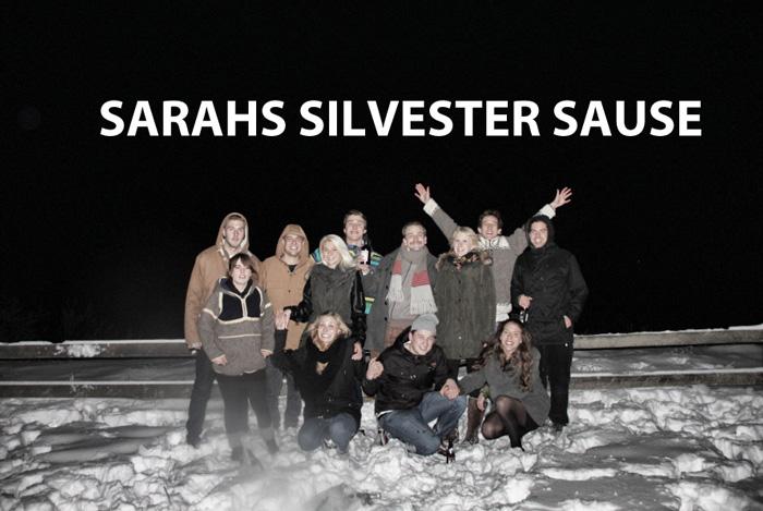 Silvester-Sause