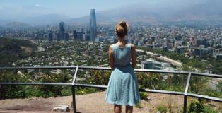 Aussicht-Santiago-de-Chile