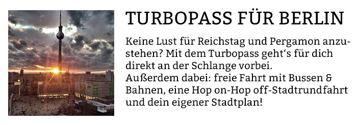Berlin-Turbopass