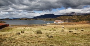 Bucht-Patagonien