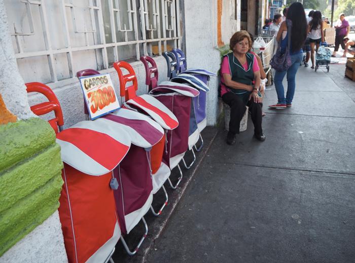 Chile-einkaufen