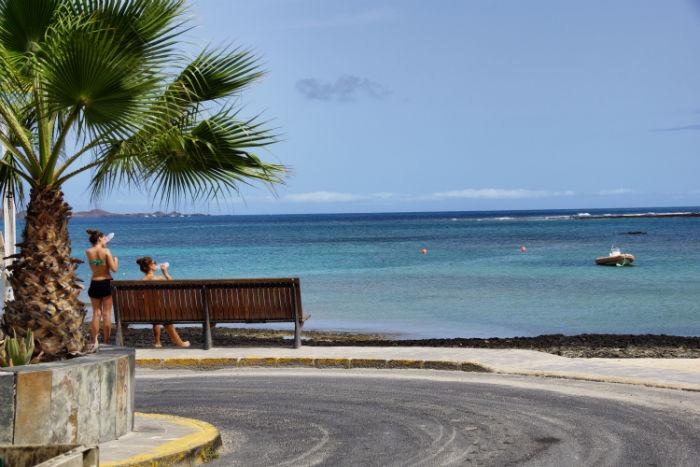 Corralejo Strand Fuerteventura