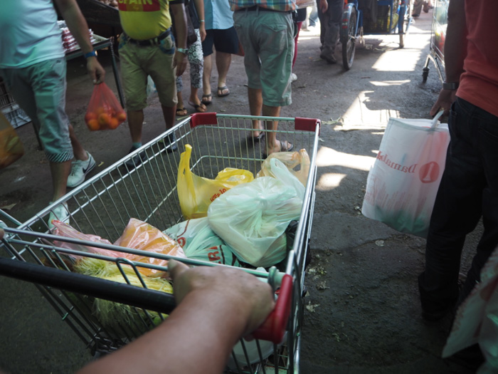 einkaufen-Chile