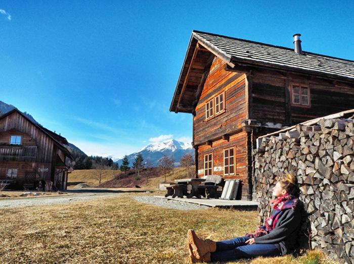 Holzhütten-Moserhof