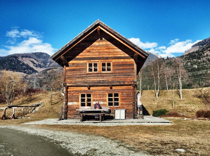 Hütte-Christine-Neder