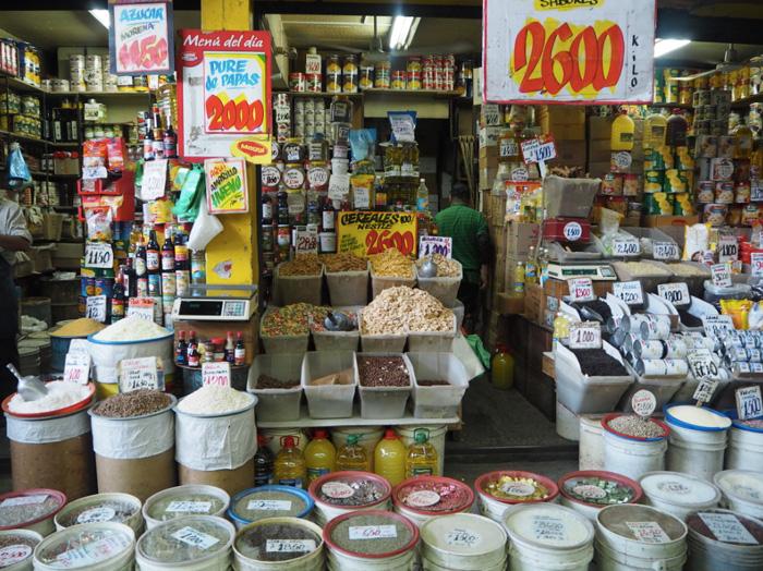 Markt-Santiago