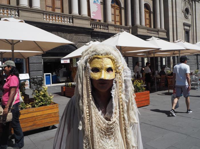 Maske-Plaza de Armas