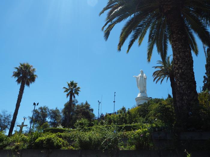 Palmen-Santiago-de-Chile