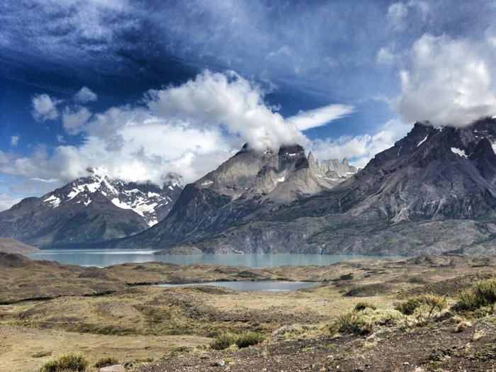 Patagonien-Berg