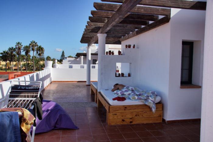 Planet Surfcamp Fuerteventura Zimmer