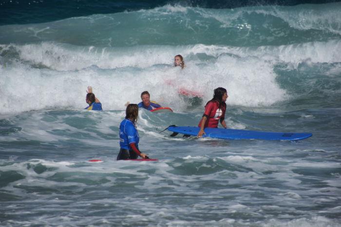Surfen Anfänger Fuerteventura 2