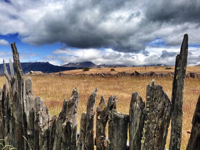 Zaun-Patagonien