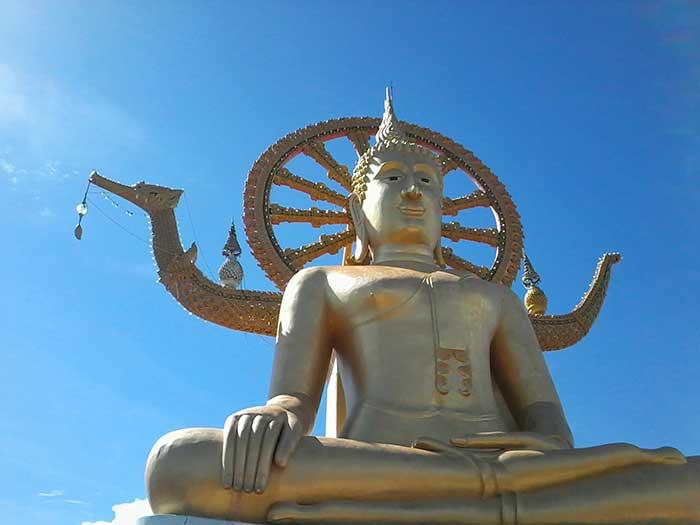 Buddha-in-Koh-Samui