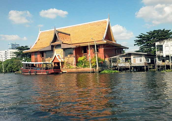 Bangkok-vom-Fluss-aus