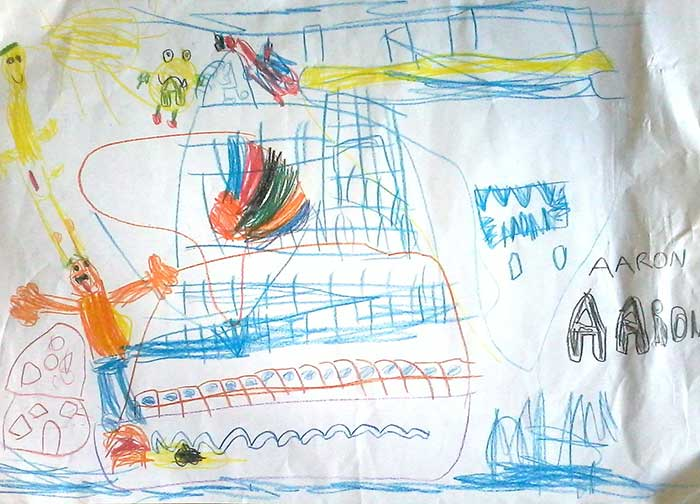 Aida-von-Aaron-selbst-gemalt