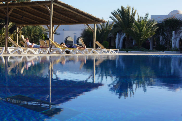 All incluse Djerba Pool