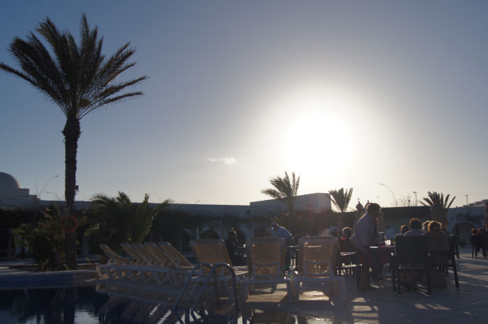 All inclusive Djerba Sonnenuntergang