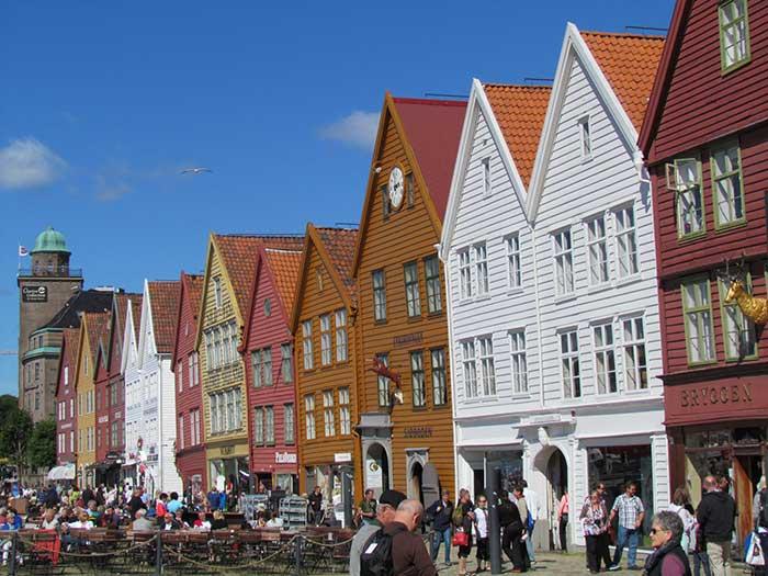 Bergen Norwegen01