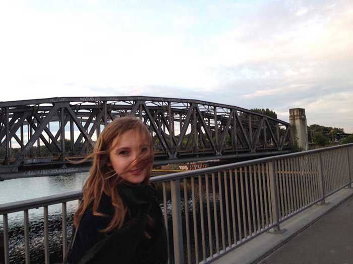 Elsenbrücke-Berlin