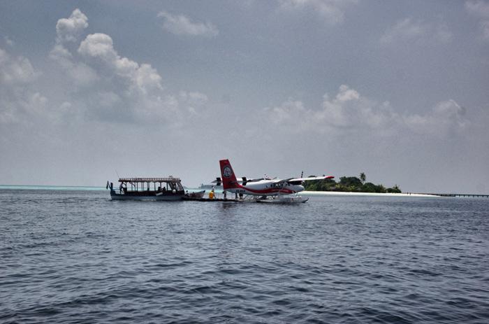 Maafushivaru-Wasserflugzeug