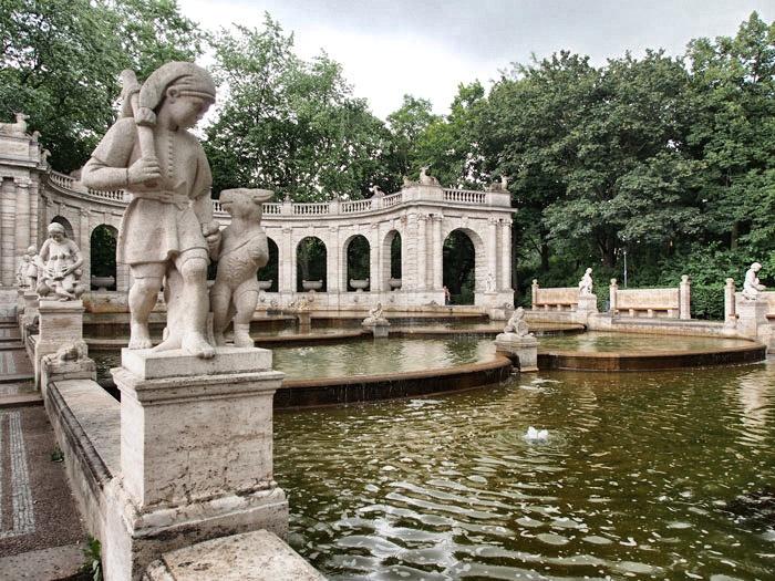 parkfhainbrunnen