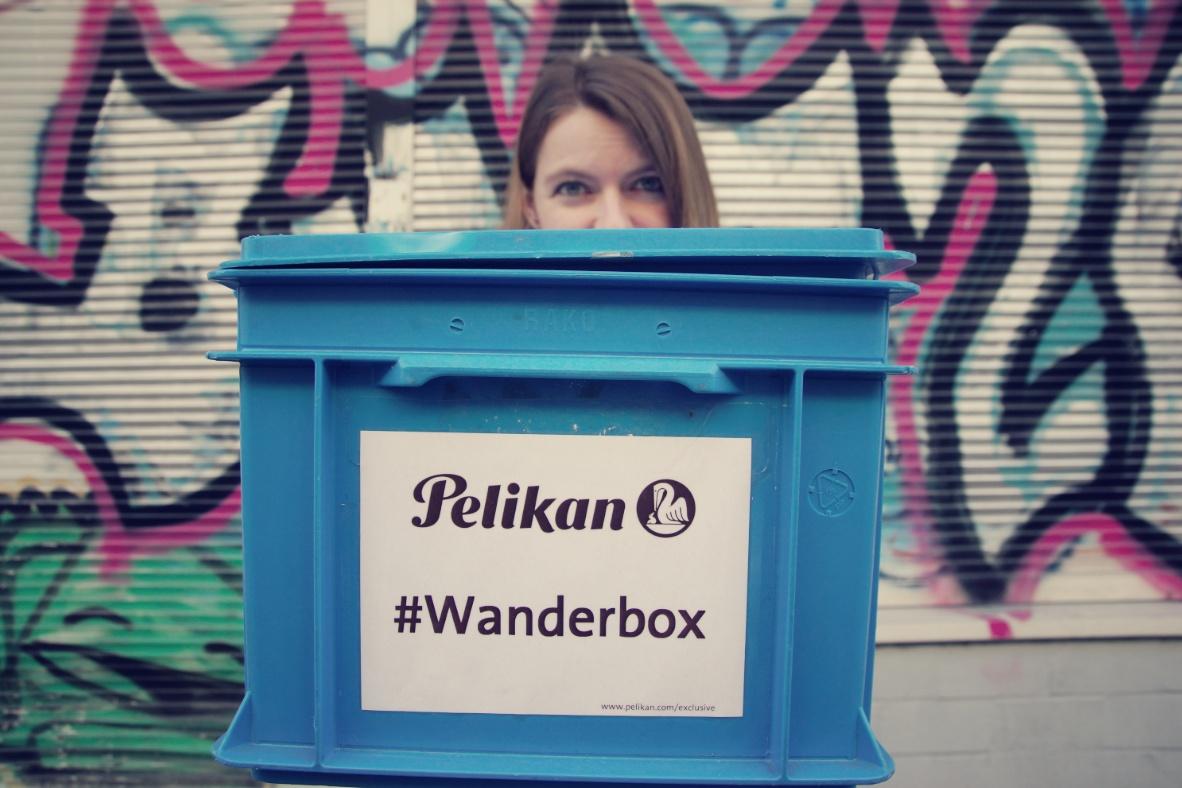 Pelikan-Wanderbox