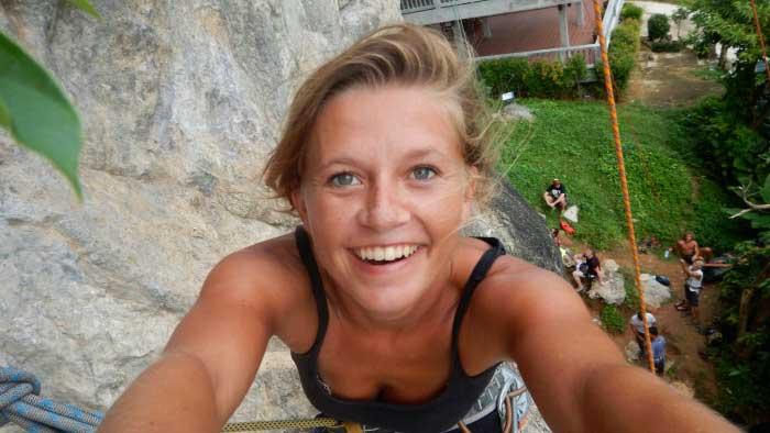 Railay-Klettern
