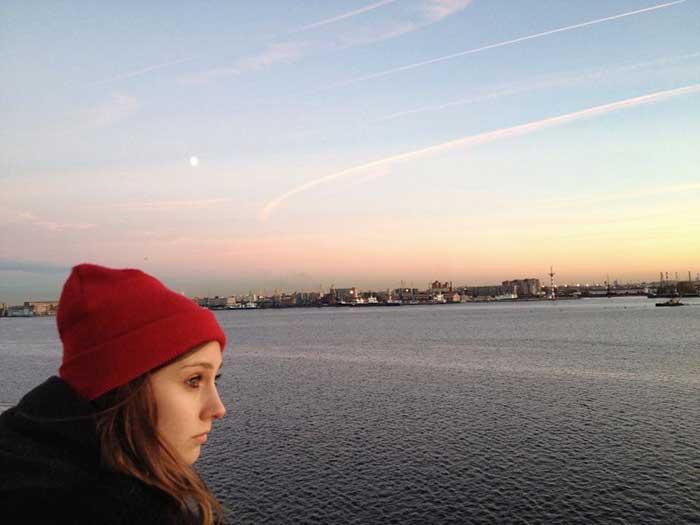 Sankt-Petersburg-Hafen