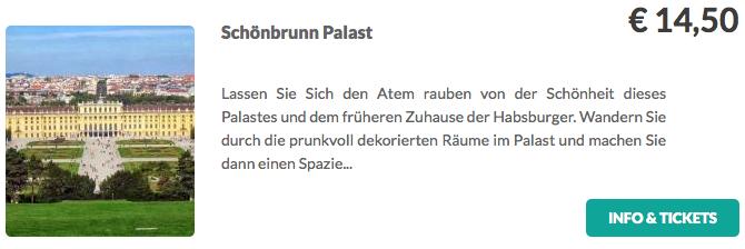 Schönbrunn Palast