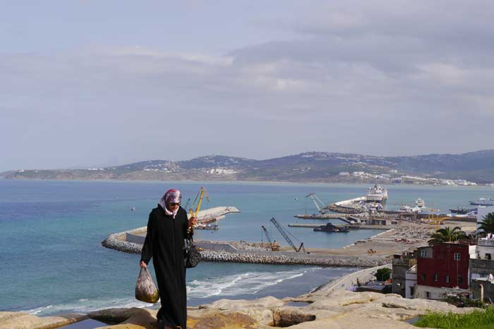 Tanger-Marrokko